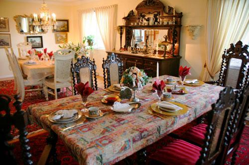 EL HILO DE LOS AMIGUETES IX - Página 2 Diningroom